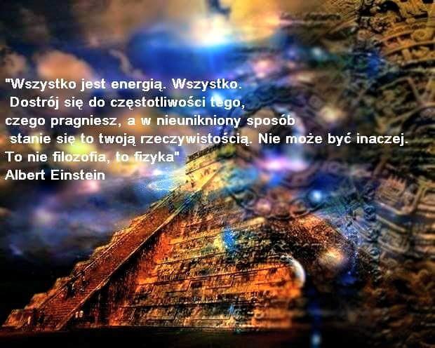 Einstein realizacja pragnień